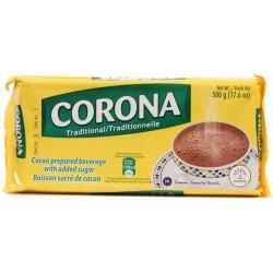 Chocolate Corona Dulce 17.6 Onzas