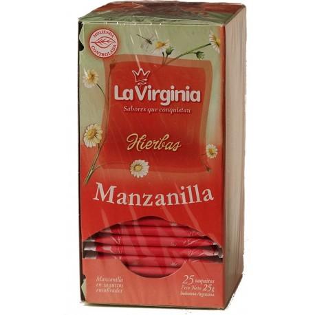 Manzanilla La Virginia 25 Und