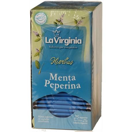 Te Menta La Virginia 25 Bags