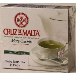 Mate Cocido Cruz De Malta 50 Bags