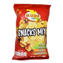SNACKS Mix • 7 oz. • 198 grs