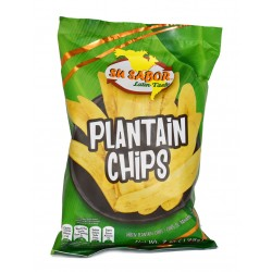 PLANTAIN CHIPS • 7 oz. • 198 grs