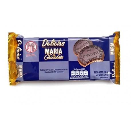 GALLETA DELICIAS MARIA & CHOCOLATE