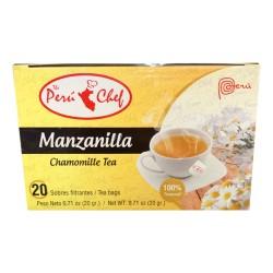 Manzanilla, Camomille Tea