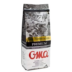 OMA Colombian Coffee Premium Roasted and Ground  340g