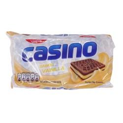 Galletas con crema CASINO sabor a Vainilla