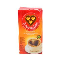 Café Tostado y Molido 3 Corazones