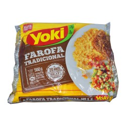 Yoki - FAROFA Tradicional
