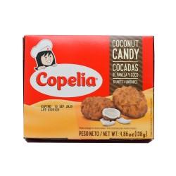 Cocadas de Panela y Coco 138g.