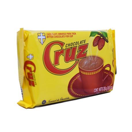Chocolate CRUZ - Nacional de Chocolates