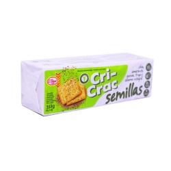 Cri-Crac Semillas - El Trigal