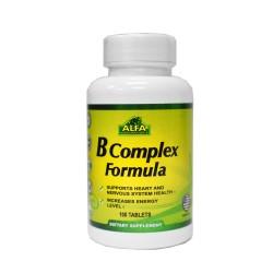 Complejo B  Vitaminas ALFA