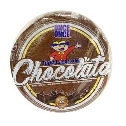 Torta Casera de CHOCOLATE Once Once
