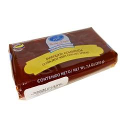Marqueta Combinada 210g. Dulces del Valle