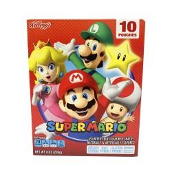 Super Mario Snacks de Frutas  Kellogg's
