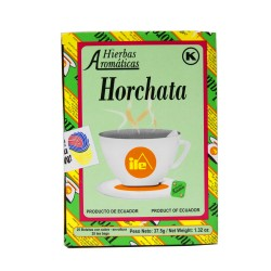 Té Horchata, Hierbas Aromaticas