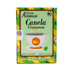Té Canela, Hierbas Aromaticas 25s