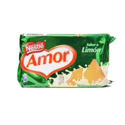 Galleta AMOR Sabor a Limón NESTLE