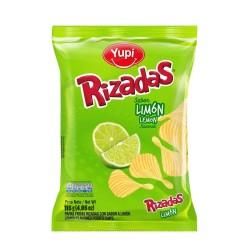Rizadas sabor a Limón YUPI