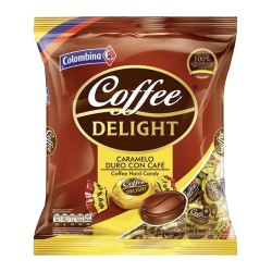 Coffee Delight Hard Candy 50 unid.
