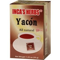 Te Yacon Incas 25 Und