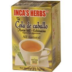Te Cola De Caballo Inca`S 25 Bolsitas