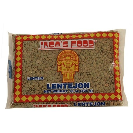Lentejon Incas Food 15 Oz