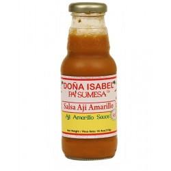 Salsa Aji Amarillo Doña Isabel 10.9 Oz