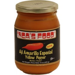 Aji Amarillo Especial Inca'S Food 15 Oz